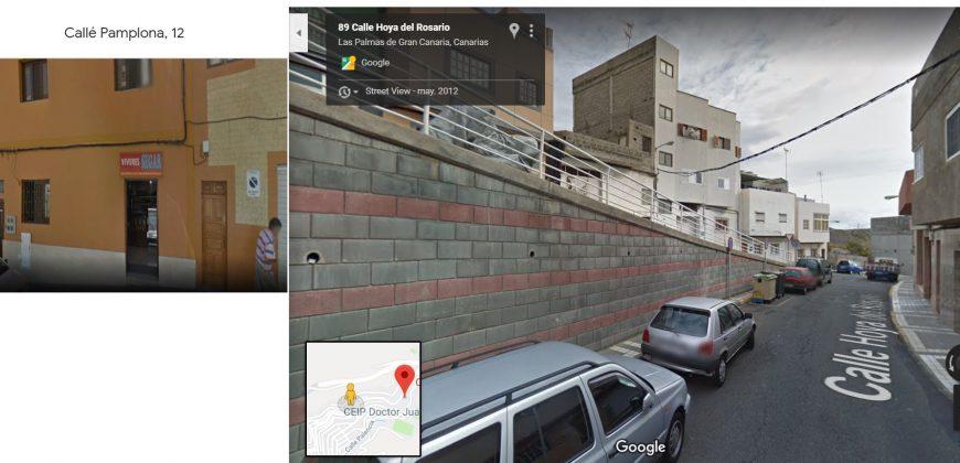 Piso en venta en Pamplona, 12, Las Palmas de Gran Canaria