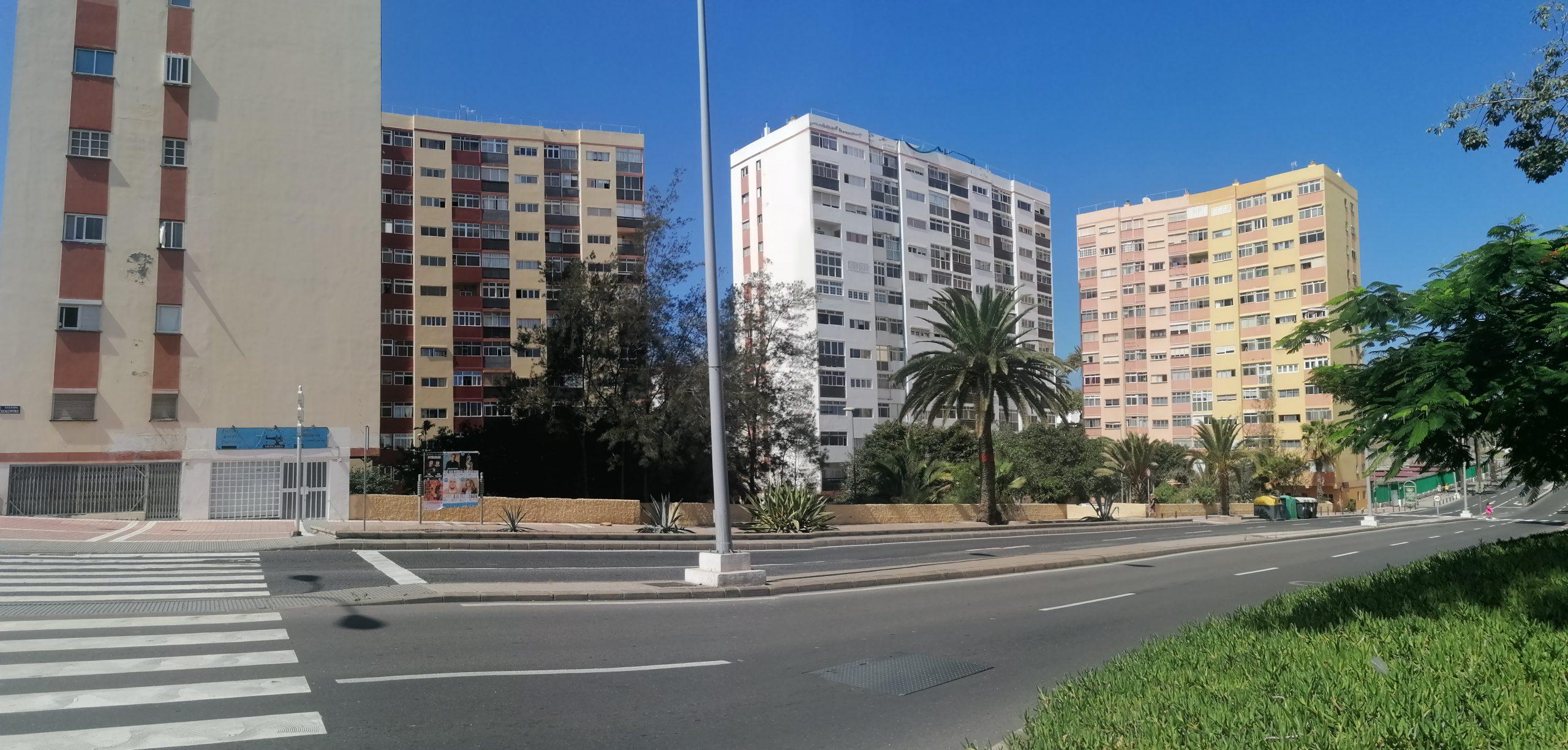 Piso en venta en avenida de Escarelistas, 132